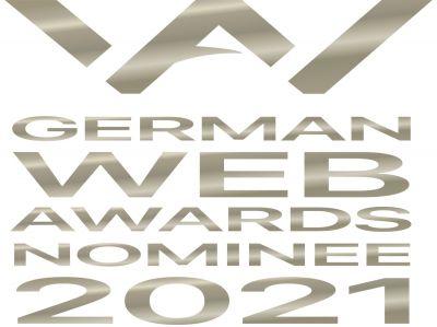 Nabenhauer Consulting -  Preisträger des German Web Awards 2021