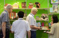 Verpackungen in allen Farben und Formen auf der Hong Kong International Printing & Packaging Fair. Foto: HKTDC