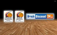 DruckDiscount24.de ist nun offizieller Druckpartner von NBBL und JBBL