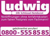 24 Std. Schlüsselnotdienst in ganz Ludwigsburg