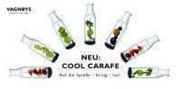 Produktneuheit aus Dänemark - Cool Stick Karaffe