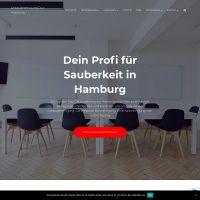 Professionelle Büro- und Gebäudereinigung in Hamburg von der Firma Ruiz