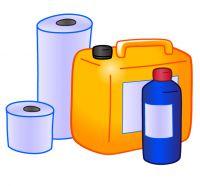Reinigungsmittel bei Pro DP Verpackungen
