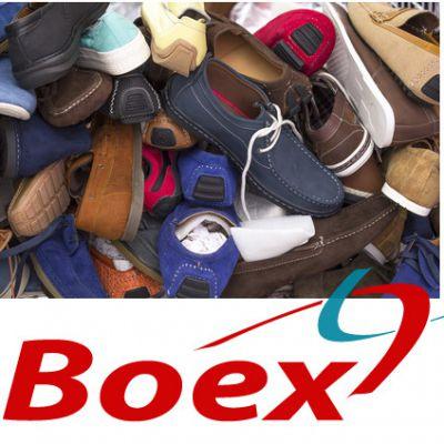 Boex Germany, Boex used shoes, gebrauchte Schuhe, second hand shoes, Boex Frankfurt, chaussure d ocassion