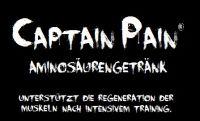 Captain Pain Aminosäurengetränk unterstützt die Regeneration der Muskeln nach intensivem Training.