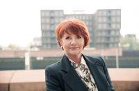 Anita Gödiker, Eigentümerin und Geschäftsführerin von Satellite Office GmbH