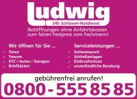 24 Std. Schlüsseldienst Ludwig in Stuttgart