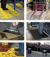 Schmutzfangmatten für einen sauberen und sicheren Arbeitsplatz