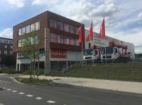 Erster Top-Box-Standort in Essen an der Frohnhauser Straße 76 |Fotonachweis: Top Box Archiv