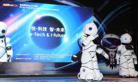 Soziale Roboter und smarte Getränkeflaschen – die HKTDC Hong Kong Electronics Fair (SE) und die International