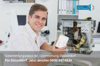 Spezialisten am Werk: Datenrettungslabor für Düsseldorf – Wiederherstellung von Smartphones, Festplatten, RAID