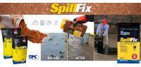 SpillFix-Granulat für einen sicheren und sauberen Arbeitsplatz