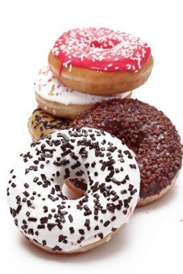 Donuts - der Star unter dem Funfood