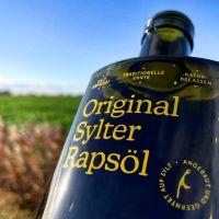 Sylter Rapsöl - Das perfekte Mitbringsel vom Kurztrip nach Sylt, Pfingsten 2021