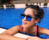 Die robusten Sonnenbrillen von Paper Shades werden aus recyceltem Papier gefertigt. Foto: Paper Shades