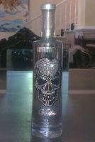 Vodka Iordanov Swiss Money accepted - Franken gerne gesehen