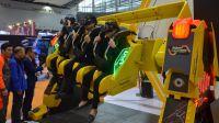 Mit der VR-Technologie gemeinsam Spaß haben. Foto: HKTDC