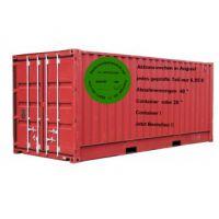 """40"""" Container mit 3500 geprüften elektrischen Haushaltsgeräten vom Warenhandelszentrum"""