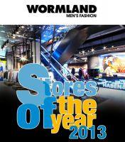 WORMLAND CentrO Oberhausen zählt zu den innovativsten Store Konzepten des Jahres
