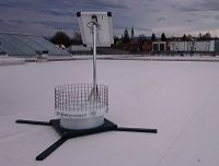 6th Generation Dachlastwarnsystem SNOWprotect