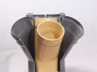 Rohr-in-Rohr System (© Tubus System GmbH)