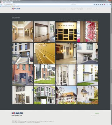 Knobloch bietet eigenen Bereich für Architekten