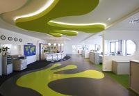 Hell, offen und freundlich präsentiert sich die Firmenzentrale von Wibit Sports. (Foto: Brüninghoff)