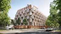 Architektur für die Zukunft: Bauwerk und UNStudio präsentieren neues Münchner Wohnbauprojekt Van B