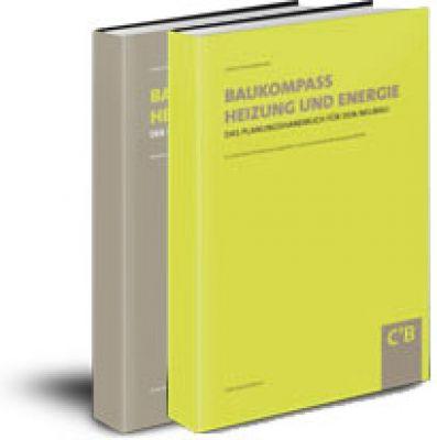 Baukompass Heizung und Energie – Ein Buch von Architekt und Autor Christoph Blumenthal
