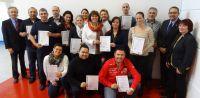 Wir gratulieren den frisch zertifizierten Objektauditoren
