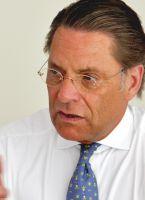 Theodor J. Tantzen, Vorstand Prinz von Preussen Grundbesitz AG im Gespräch. Quelle: Prinz von Preussen Grundbesitz AG