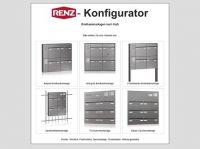 RENZ Konfigurator