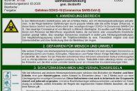 Betriebsanweisung COVID-19 (Coronavirus SARS-CoV-2)