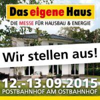 Creativ Projektentwicklung bei der Messe 'Das eigene Haus' in Berlin