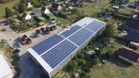Referenz Dachflächenvermietung für Photovoltaik