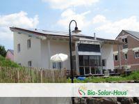 Fertighaus nach dem Haus-im-Haus-Prinzip (Foto: Bio-Solar-Haus GmbH)