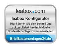 Leabox Briefkastenkonfigurator
