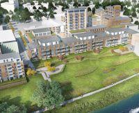 Die Planung der MAIN RIVERSIDE LOFTS, Quelle: Prinz von Preussen Grundbesitz AG.
