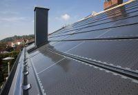 """Mit """"cocuPV"""" lässt sich eine optisch ansprechende und energetische Dachfläche realisieren. (Foto: Boehme Systems Vertriebs GmbH)"""