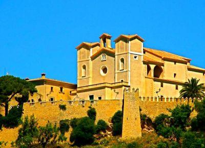 Finca Mallorca bei Arta Ferienhäuser mieten