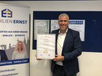 Gerhard Ernst mit Auszeichnung zum Regionaldirektor Köln - BVFI Bundesverband für die Immobilienwirtschaft