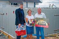 glatthaar-fertigkeller: Wohnkeller in Rheinland-Pfalz ist 60.000stes Objekt des Marktführers im Kellerbau