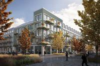 Grünes Licht für erstes Holzhybrid-Gebäude im Münchner Innenstadtgefüge