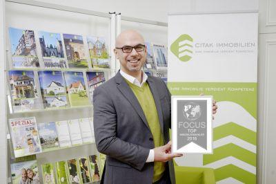 Citak Immobilien - Focus Top 1000 Immobilienmakler in Deutschland - Bester Immobilienmakler in Köln