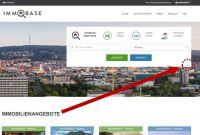 Immobase bietet Quellcode zur Immobiliensuche