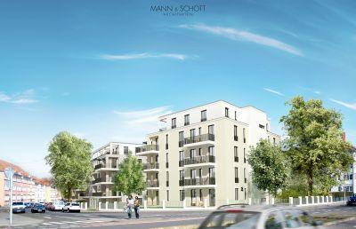 Neubau Immobilien Leipzig - Erlenpark Villen