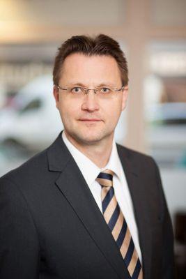 Fachbuchautor und Rechtsanwalt Guido Rennert