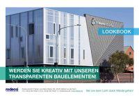 Inspiration für die transluzente Gebäudegestaltung