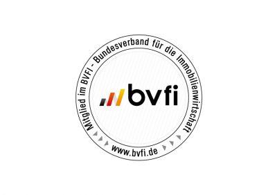 Dieses Siegel dürfen die BVFI-Mitglieder ab der Basis-Mitgliedschaft führen!