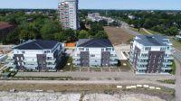 """Der erste Bauabschnitt des Neubaugebiets """"Krückaupark"""" in Kaltenkirchen bei Hamburg."""